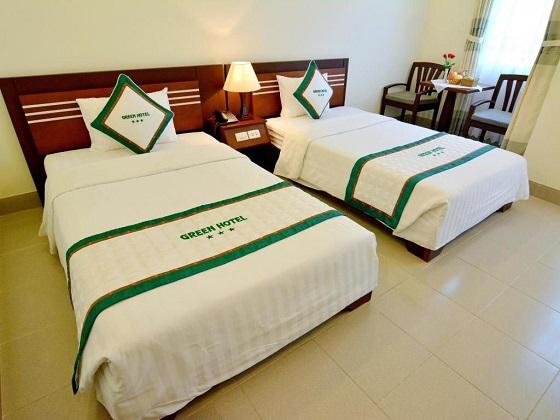 Combo Khách sạn Green Vũng Tàu