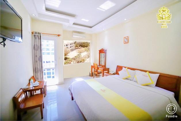Khách sạn Quy Nhơn Hoàng Yến Canary