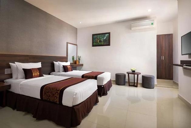 Combo Khách sạn Nolis Vũng Tàu