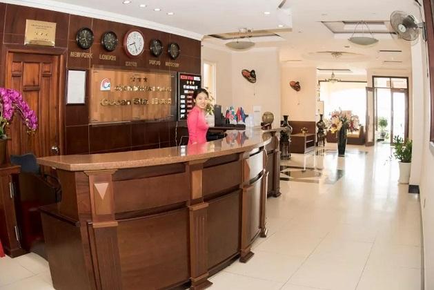 Khách sạn Ocean Star Vũng Tàu