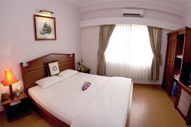 Combo Khách sạn Ocean Star Vũng Tàu