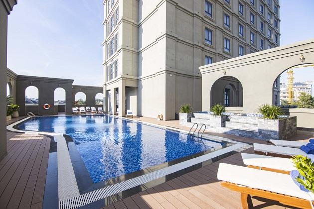 Combo The Cap Hotel Vũng Tàu