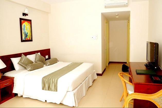 Combo Khách sạn The Coast Vũng Tàu
