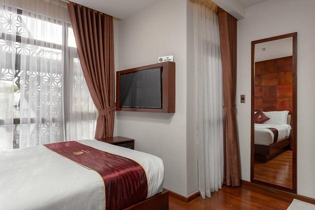 Combo 3N2Đ Khách sạn Victorian Đà Lạt