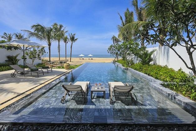 Combo Melia Hồ Tràm Beach Resort