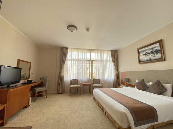 Khách sạn Đà Lạt Golf Valley