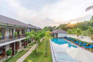 Combo 3N2Đ Suối Mây Garden Resort Phú Quốc + Vé máy bay khứ hồi