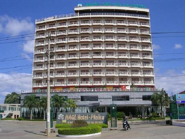 Khách sạn tại Gia Lai