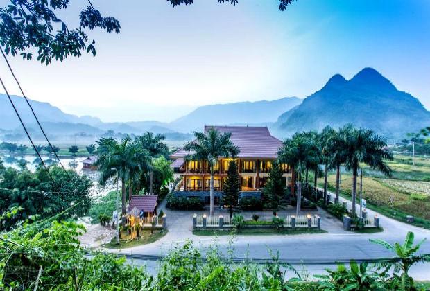 Khách sạn tại Hòa Bình