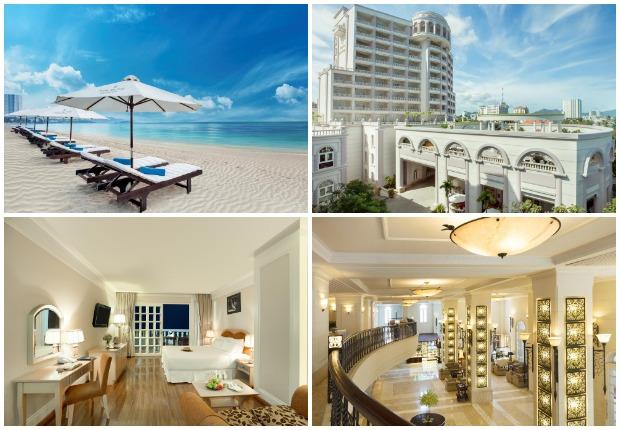 Khách sạn tạ Nha Trang