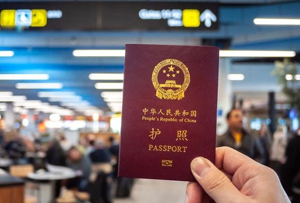 Làm visa Việt Nam cho người Trung Quốc