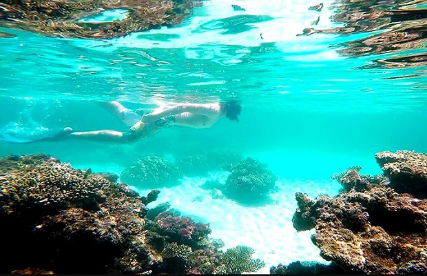 Tour 2 đảo Phú Quốc lặn ngắm san hô | Xem The Rainbow Show