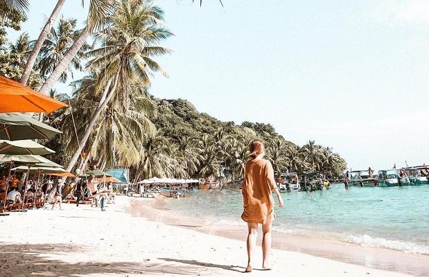 Tour 5 đảo Phú Quốc bằng cano, câu cá, đi cáp treo Hòn Thơm