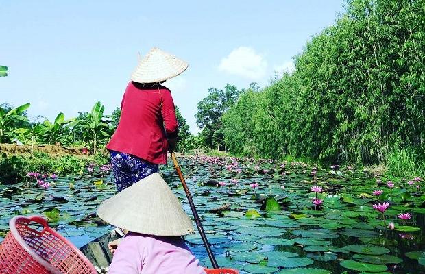 Tour Lung Ngọc Hoàng Hậu Giang nửa ngày | Thăm thú KDL Mùa Xuân