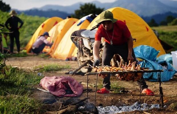 Tour trekking Tà Năng Phan Dũng 2 ngày 2 đêm | Cắm trại đồi hai cây thông