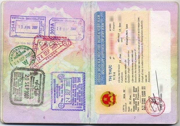 Xin visa điện tử vào Việt Nam (E-visa)