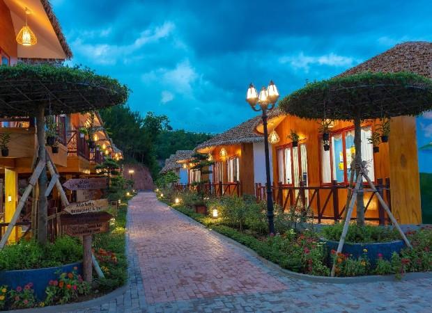 Khách sạn 3 sao Mộc Châu
