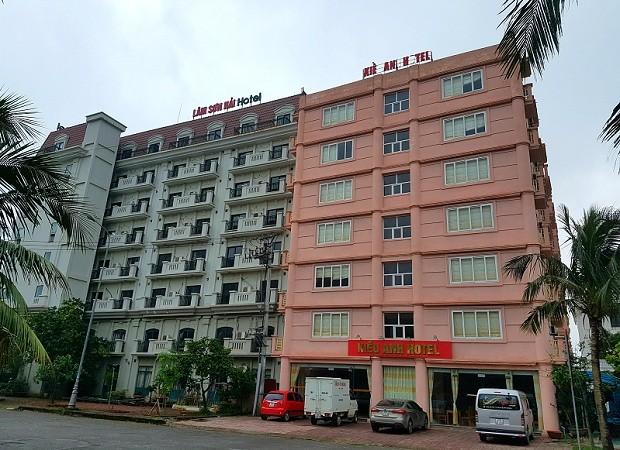 Khách sạn Cửa Lò giá rẻ