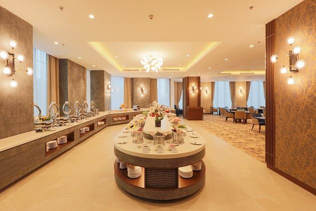 Combo Khách sạn 5 sao Grand Vista Hà Nội