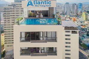 Combo Nha Trang 3N2Đ Khách sạn Atlantic + Vé máy bay
