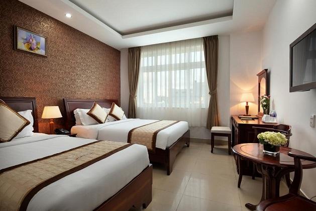 Combo Khách sạn Corvin Vũng Tàu
