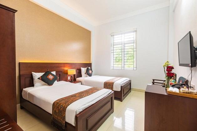 Combo Khách sạn Navy Đà Nẵng