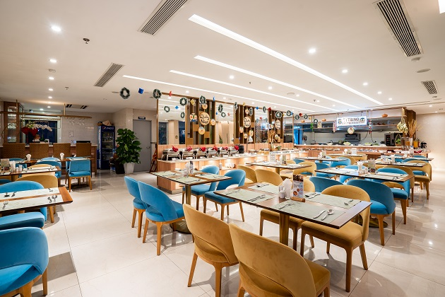 Combo Khách sạn Đà Nẵng San Marino Boutique