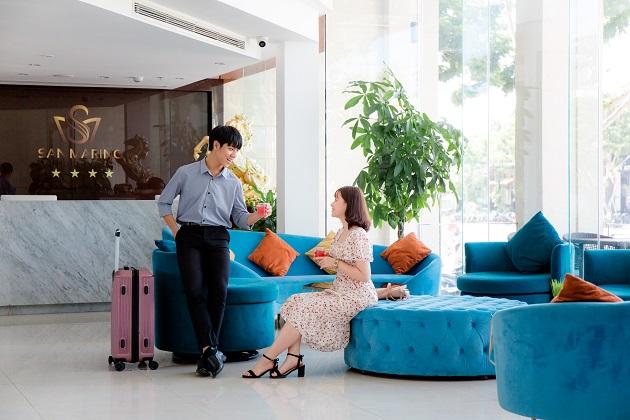 Khách sạn Đà Nẵng San Marino Boutique