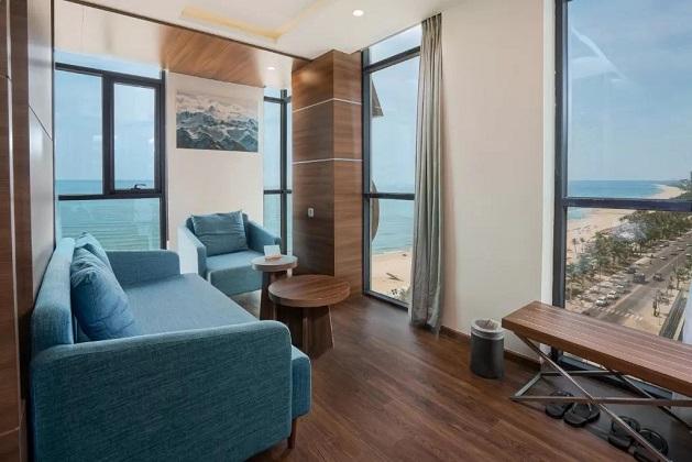 Combo Khách sạn HAIAN Beach 5 sao + Vé máy bay