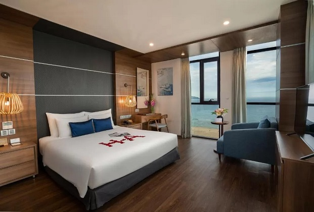 Khách sạn HAIAN Beach 5 sao