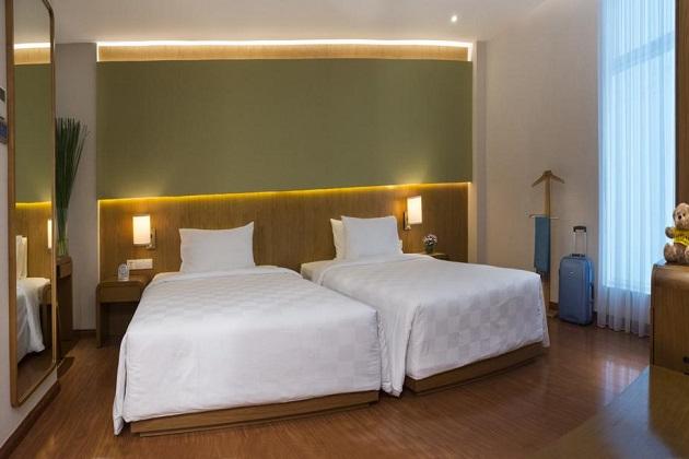 Combo Khách sạn Harmony Sài Gòn