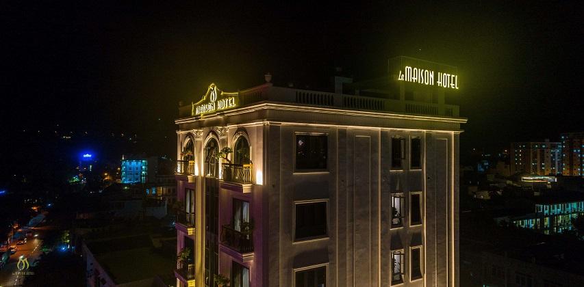 Combo Khách sạn La Maison Boutique Quy Nhơn