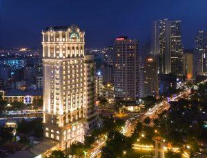 Combo Vé máy bay Hồ Chí Minh – Nha Trang Khách sạn MerPerle Beach