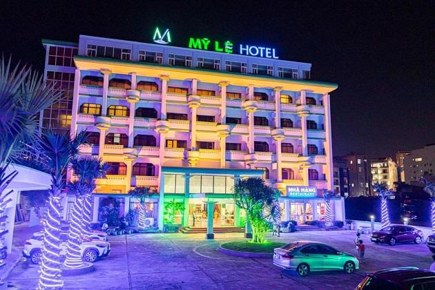 Combo Khách sạn Mỹ Lệ Vũng Tàu
