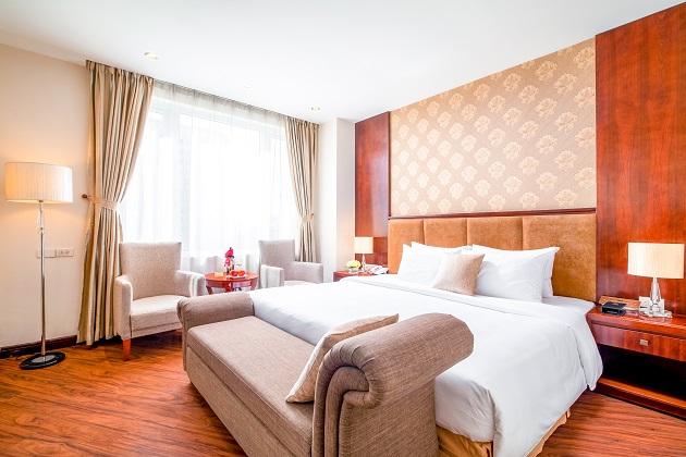 Combo Khách sạn Nesta Hà Nội
