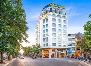 Combo Khách sạn Hà Nội Nesta 4 sao 2N1Đ + Vé máy bay