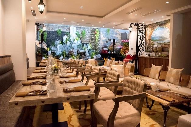 Khách sạn Nesta Sài Gòn