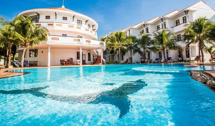 Khách sạn Pacific Beach Mũi Né