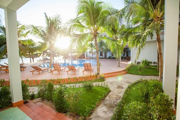 Combo Khách sạn Pacific Beach Mũi Né