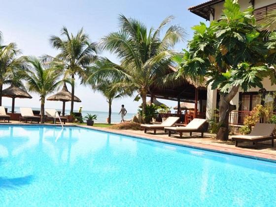 Khách sạn Phan Thiết Le Jardin Des Thes