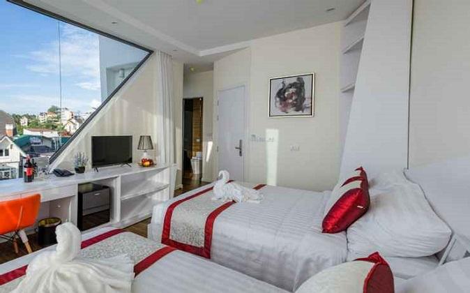 Khách sạn Redpine Đà Lạt