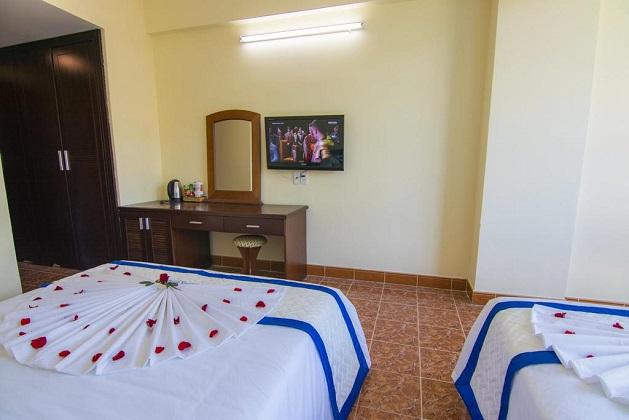 Combo Khách sạn Vacsava Vũng Tàu