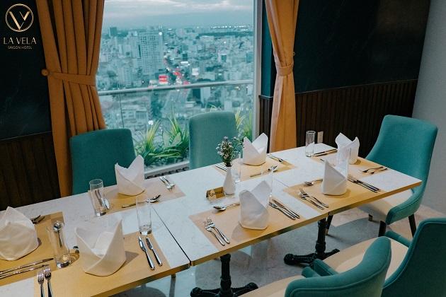 Combo buffet La Vela Saigon Hotel