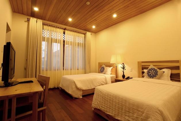 Combo Ninh Thuận Aniise Villa Resort