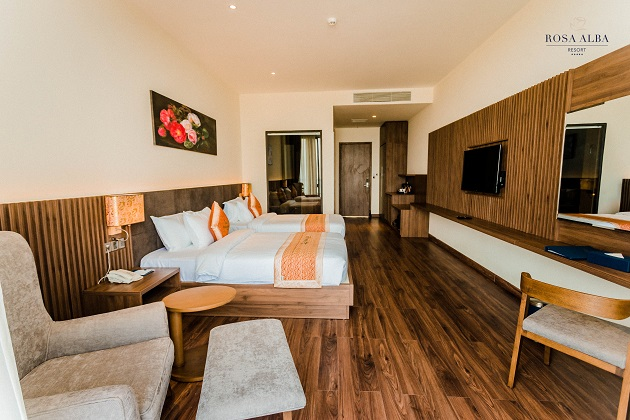 Combo Rosa Alba Resort and Villas Phú Yên