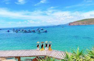 Du lịch Quy Nhơn tháng 3 | Khám phá thiên đường biển xanh – nắng vàng – cát trắng