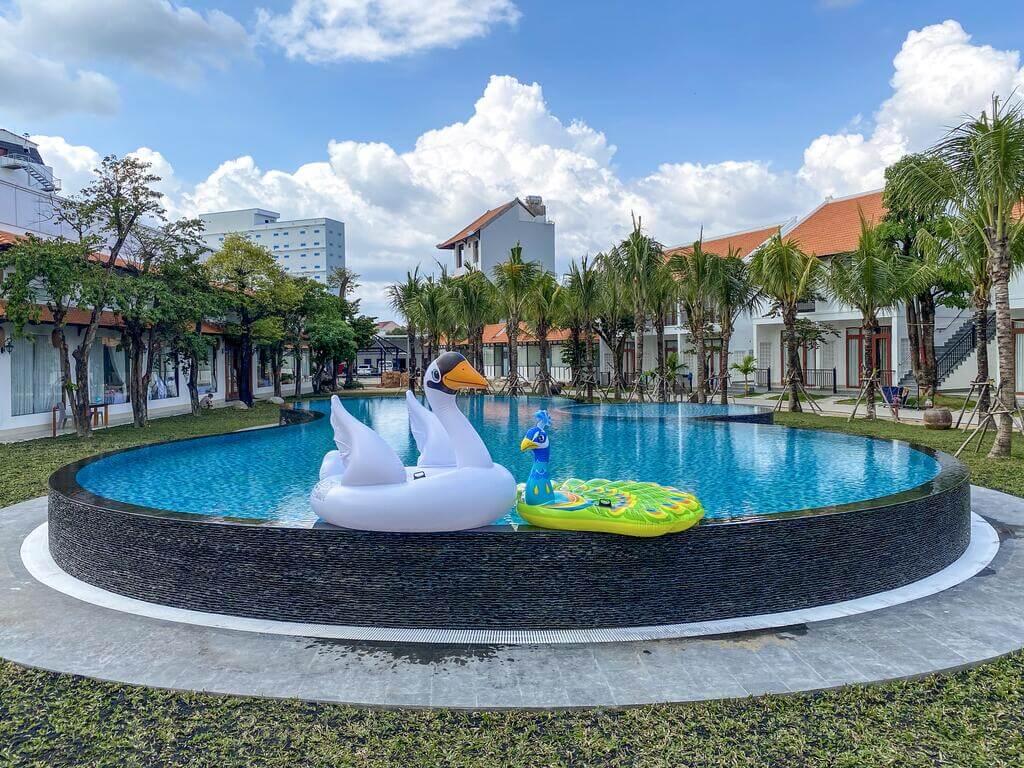Aquaki Resort & Spa - khách sạn Hà Tiên