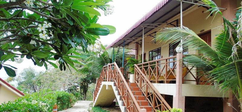 Đồi Nai Vàng resort - khách sạn Hà Tiên