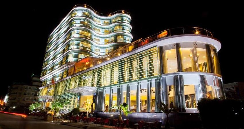 Khách sạn River Hà Tiên - khách sạn Hà Tiên