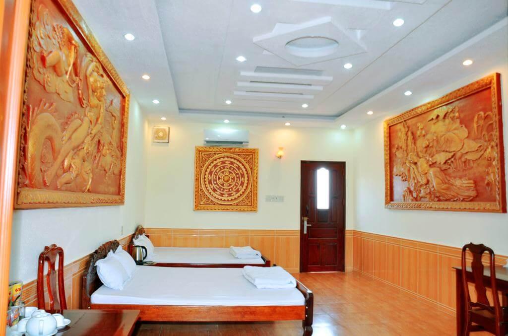 Khách sạn Thành Lộc - khách sạn Hà Tiên